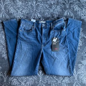 Levi's Mile High Super Skinny Jeans W32 X L30
